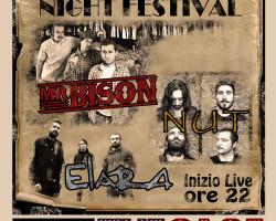 BLOTCH Night Festival – 11 GENNAIO ORE 22 – THE CAGE THEATRE
