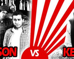 MR BISON vs KENTO – Collaborazione con il grandissimo Rapper Italiano KENTO